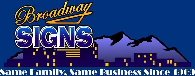 Broadway Signs Logo