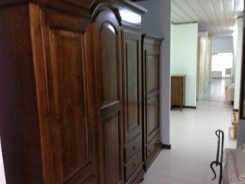 armadio in legno di betulla