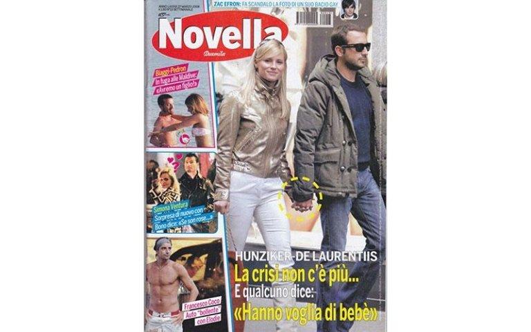 rivista Novella 2000