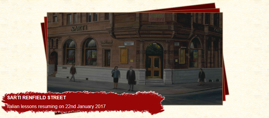 Italian restaurant - Glasgow - Fratelli Sarti - Italian Restaurant 3