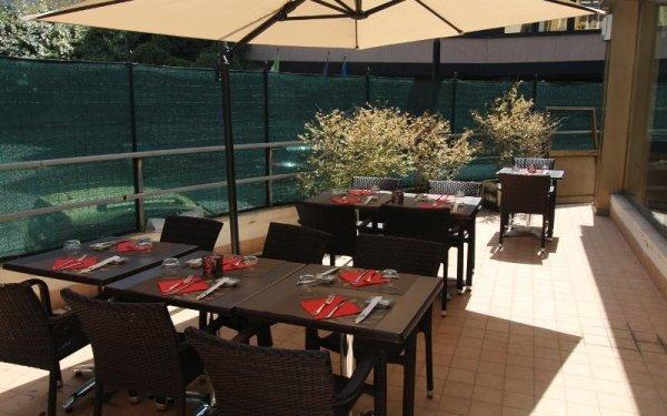 ristorante cinese con veranda