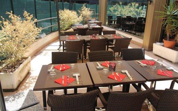 ristorante con veranda Ancona