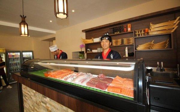 chef ristorante giapponese