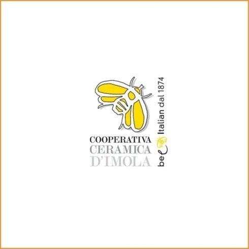 un logo della cooperativa ceramica d'Imola