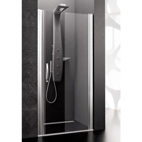 vista di una cabina di una box doccia