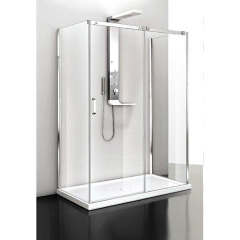un box doccia grande