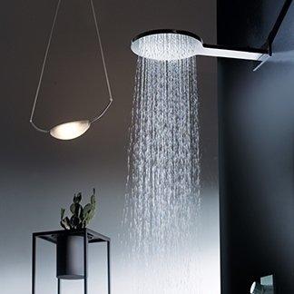 rubinetto di una doccia