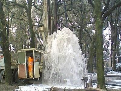 pozzi acqua potabile