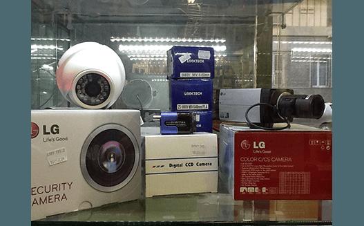 videocamere per sorveglianza