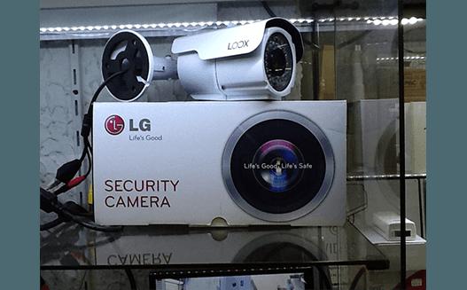 videocamera lg
