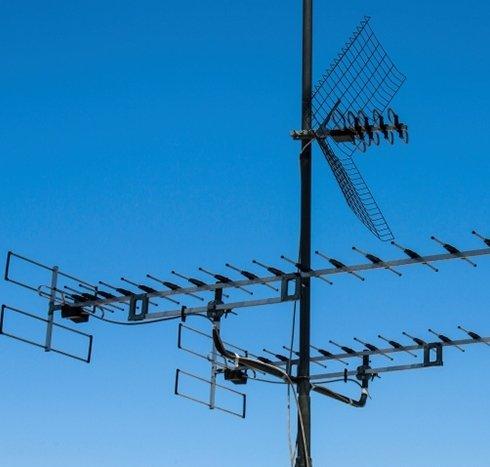 vendita antenne per digitale terrestre