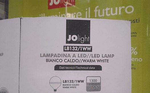 lampadine jolight