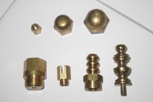 minuteria metallica precisione