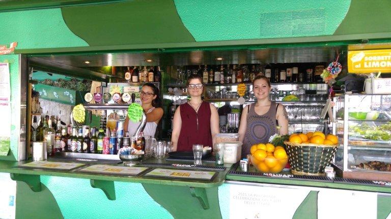 staff Chiosco verde