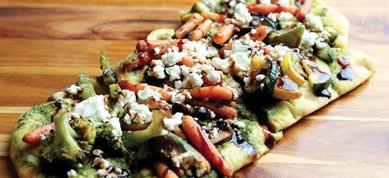 roasted-veggie-flatbread