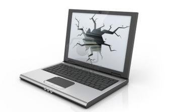 rottura schermi notebook napoli