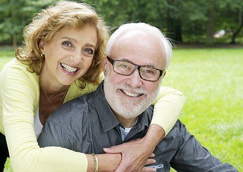 Couple Smile - Sioux City Iowa Dentist