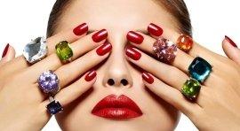 trattamento viso e corpo, pulizia viso, ricostruzione unghie