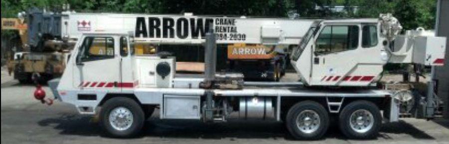 Crane rentals in Blue Ash, OH