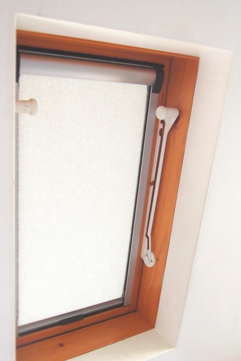 tenda interna manuale per lucernari