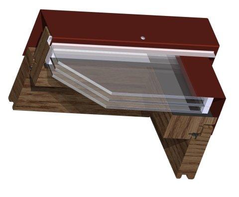 vidrio Top glass 4Temp-15gas-3+3be - mod. B-C-BC-XL
