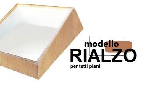 Finestra mansarda Rialzo