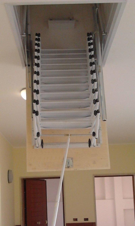 escalier perche