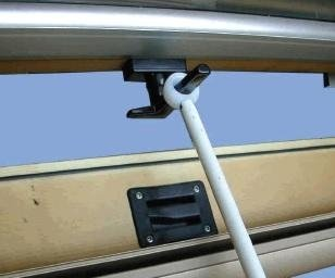 Asta di apertura finestra tetto forl cesena luxin - Tende per finestre alte ...