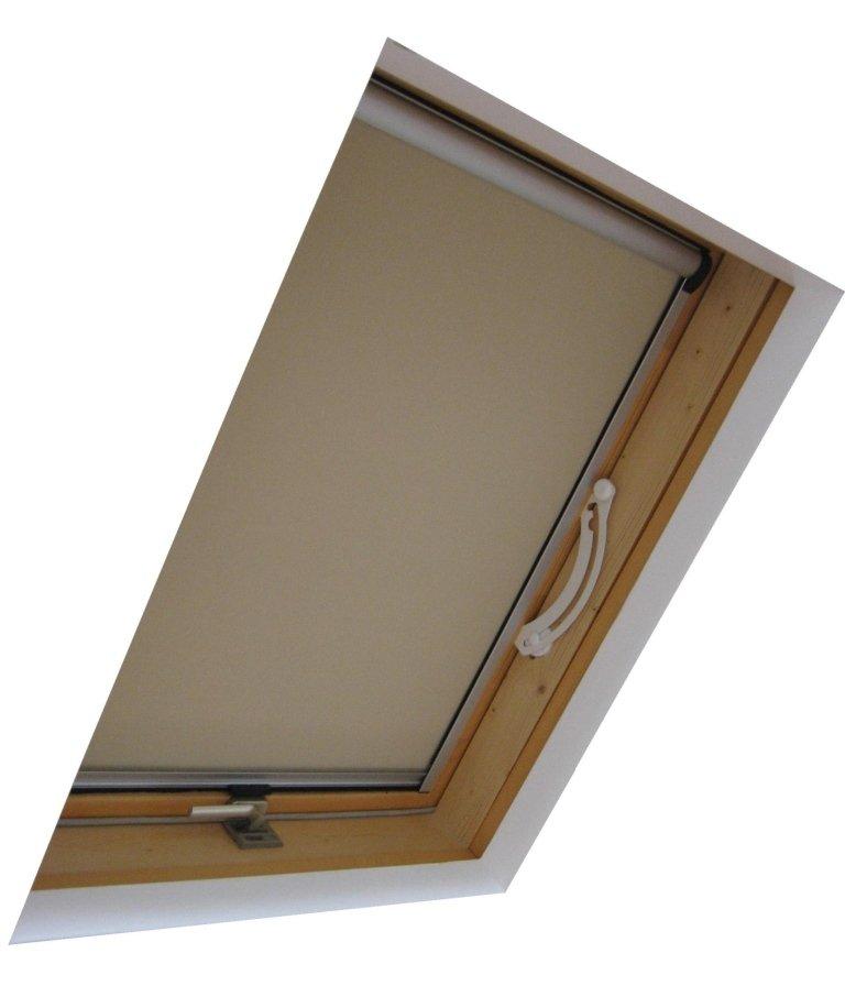 store intérieur manuel pour lanterneaux