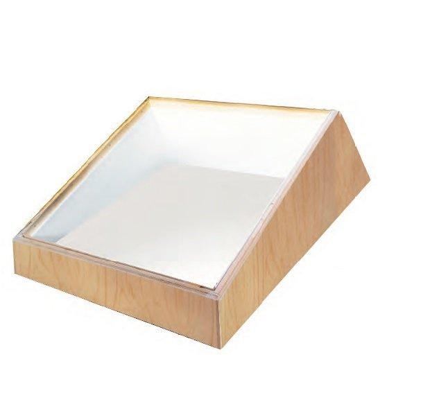 Finestre sottotetto forl cesena luxin for Misure lucernari per tetti
