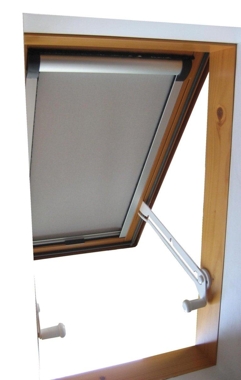 Manueller interner Vorhang für Oberlichter
