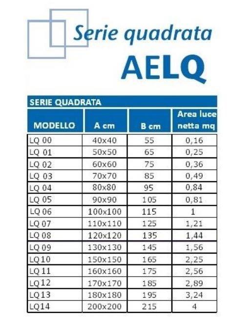 série carrée aelq