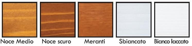 wood colourings for windows