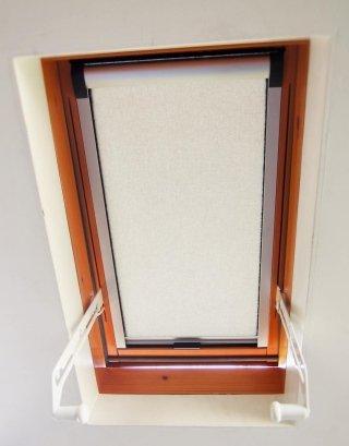 Manövrierbarkeit manueller Vorhang für Oberlichter