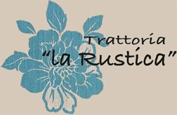 TRATTORIA LA RUSTICA - LOGO