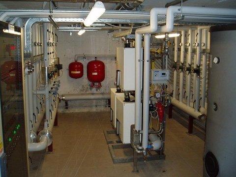 Impianti idraulici per aziende
