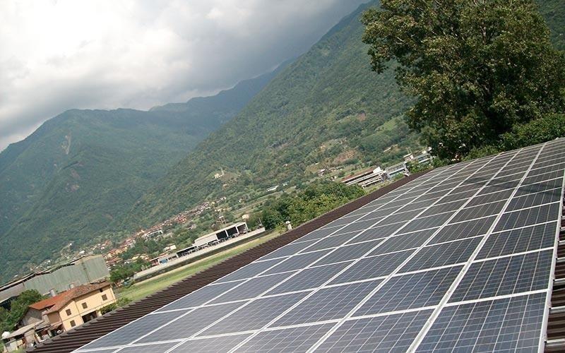 Pannelli solari per privati