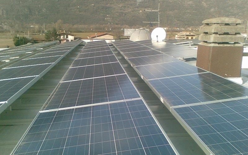 Realizzazione impianti fotovoltaici