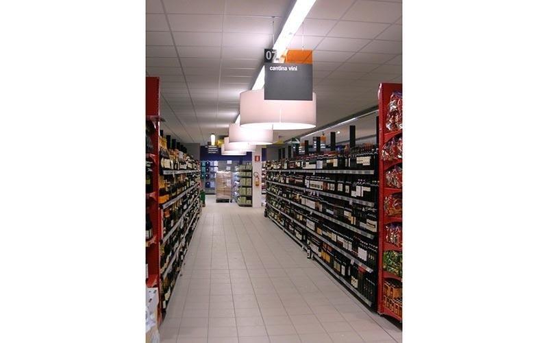 Impianti elettrici per centri commerciali