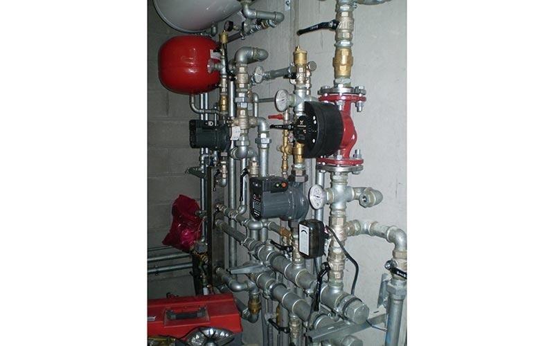 Realizzazione impianti termoidraulici