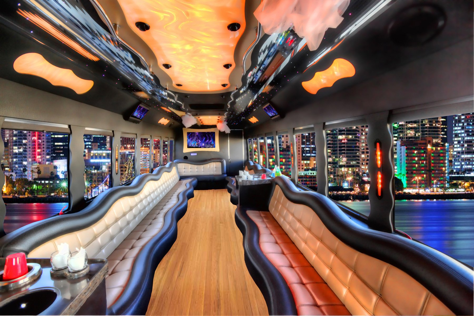 Calgary Party Bus Rental Service | Affordable Prices ...