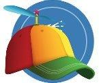 Icona di una bomboletta in funzione