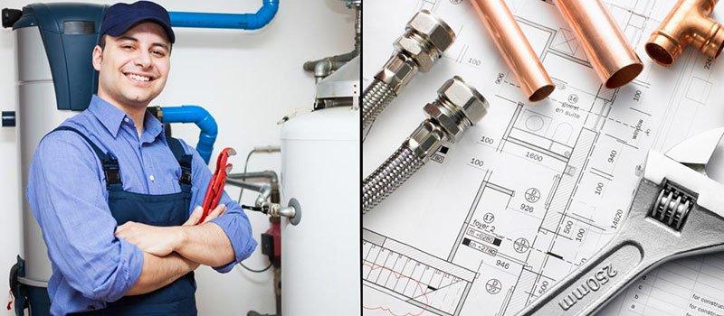 andrew muddle plumbing plumber similing
