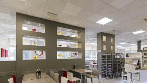 ristorante self service
