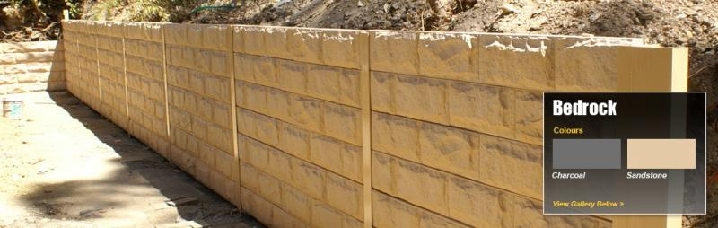 Retaining Wall Supplies In Brisbane Apollo Landscaping