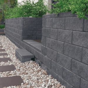 Quality retaining walls
