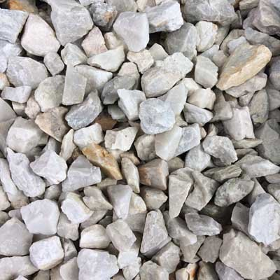 Limestone Gravel 20mm