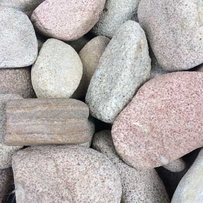 Tumbled Sandstone Pebble 20-40mm