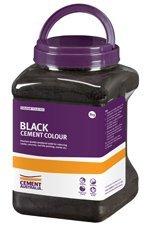 Cement Colours Black