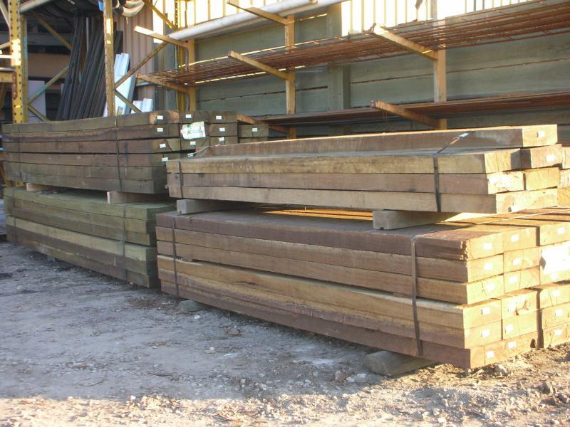 CCA Hardwood Sleepers